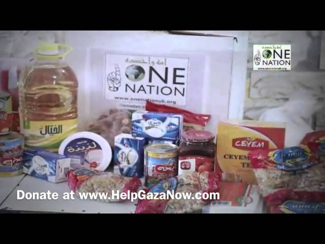Gaza Iftar and Suhoor - Ramadan in Gaza 2015