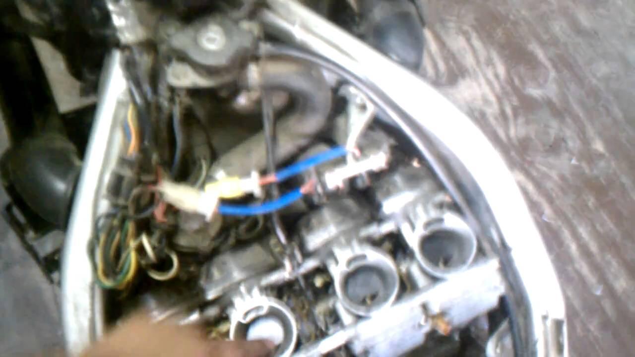 Yamaha FZR 600: Fuel FilterFuel Pump problems???  YouTube