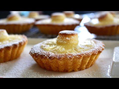 mini-tartelette-à-l'ananas-extra-moelleuse-😍-qui-fond-dans-la-bouche-👌