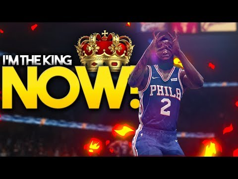 NBA Live 18 The One Career | Showing LeBron Who The REAL KING JAMES IS!