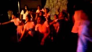 Coreografia - Máscaras - Fernanda Brum
