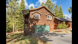 15204 Wolfgang Road  |  Truckee, CA 96161  |  Sunny Mountain Home in Tahoe Donner!