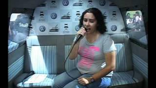 VW Salão do Automovel 2010 - Kombioke - Carla Mendonca