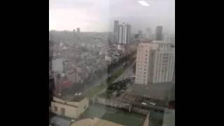 Cho thuê văn phòng Charmvit Tower tại Hà Nội, dt 172,4 m2  LH 0964141010