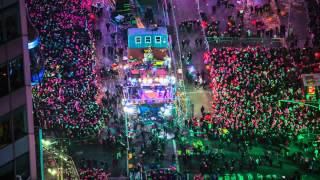 New Year's Eve - New York City (4K)