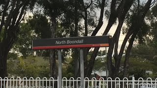 North Boondall Station 27/10/2015