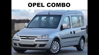 Opel Combo C , 6 лет эксплуатации - Проблемы