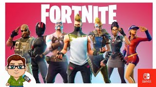 Fortnite on Switch! Let's Get Some Quick W's!