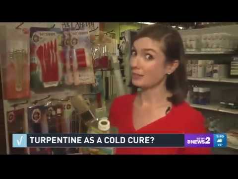 Can Consuming Turpentine Oil Hurt Your Health
