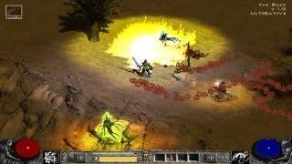 Diablo 2 LoD Median XL Ultimative Часть 9 [Крафт и украденное солнце]