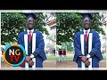 Download Young Nigerian man who survived cruel attack after being accused of witchcraft, graduates from high