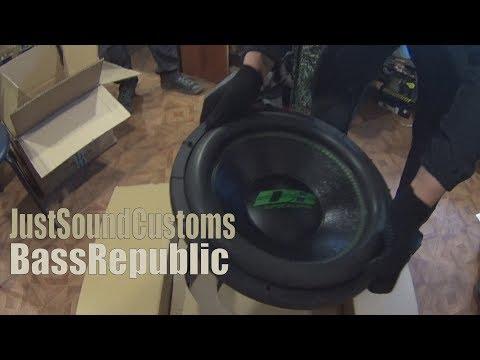 Поездка в Уфу/JustSound и Bassrepublic