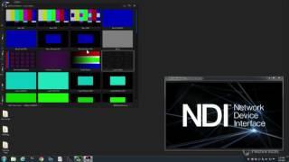 2 Minute Tutorial: Free NDI Applications