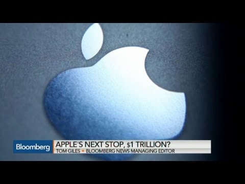 Apple Closes Over $700 Billion, What's Next $1 Trillion?