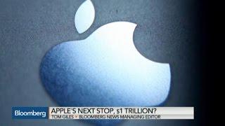 Apple Closes Over $700 Billion, What's Next $1 Trillion?