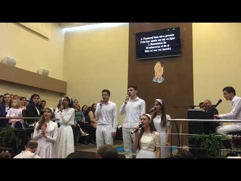 ,,Cânt de bucurie azi,, - Grup Biserica Penticostala Golgota (Targu-Jiu)