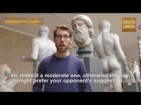 How to survive a trial in Ancient Athens