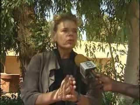 Niger TV News Clip