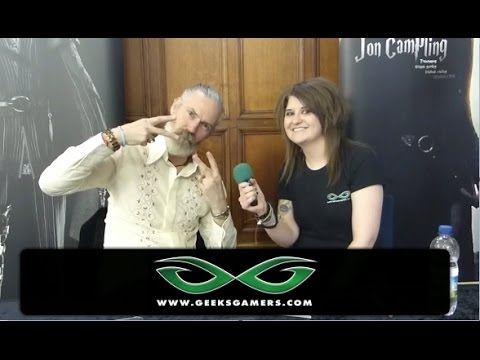Oxford Comic Con/Jon Campling Interview