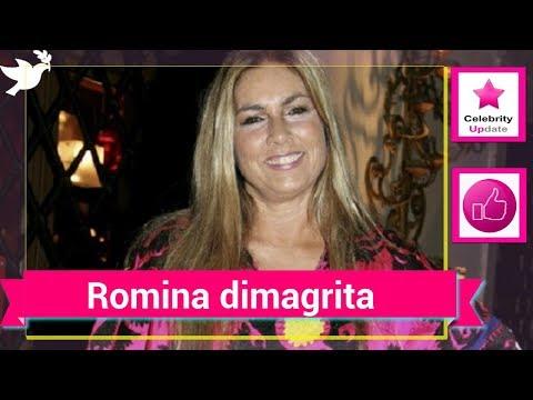 Ultime notizie:Romina Power dimagrita e felice rifiorisce a Milano   K.N.B.T