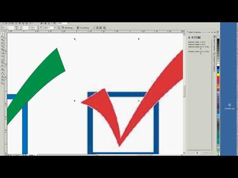 how to edit bitmap in corel draw