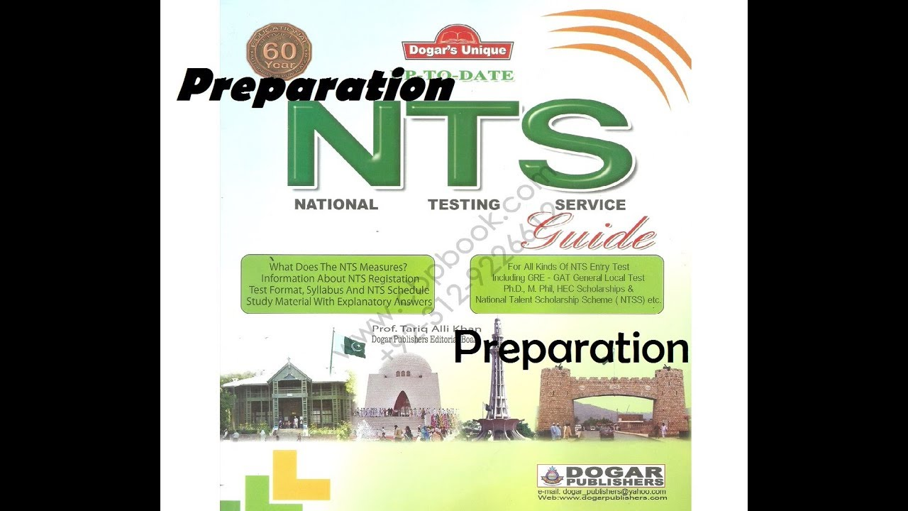 How to Prepare for NTS based PST, CT and SST test 2018? watch this video