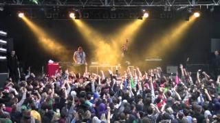 EGOTRONIC - KOTZEN + RAVEN GEGEN DEUTSCHLAND (LIVE) - EXHAUS TRIER 16.06.2012