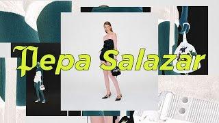 PEPA SALAZAR redefine la sexualidad en su nueva colección