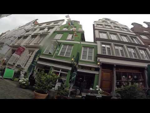 Vlog 1: Road-trip 2016; Hamburg, Germany