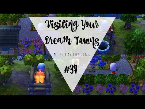 Visiting Your Dream Towns :: #37 :: Animal Crossing: New Leaf - Welcome amiibo
