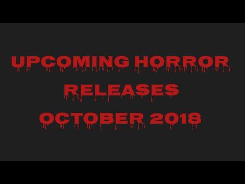 Upcoming Horror Releases in October 2018