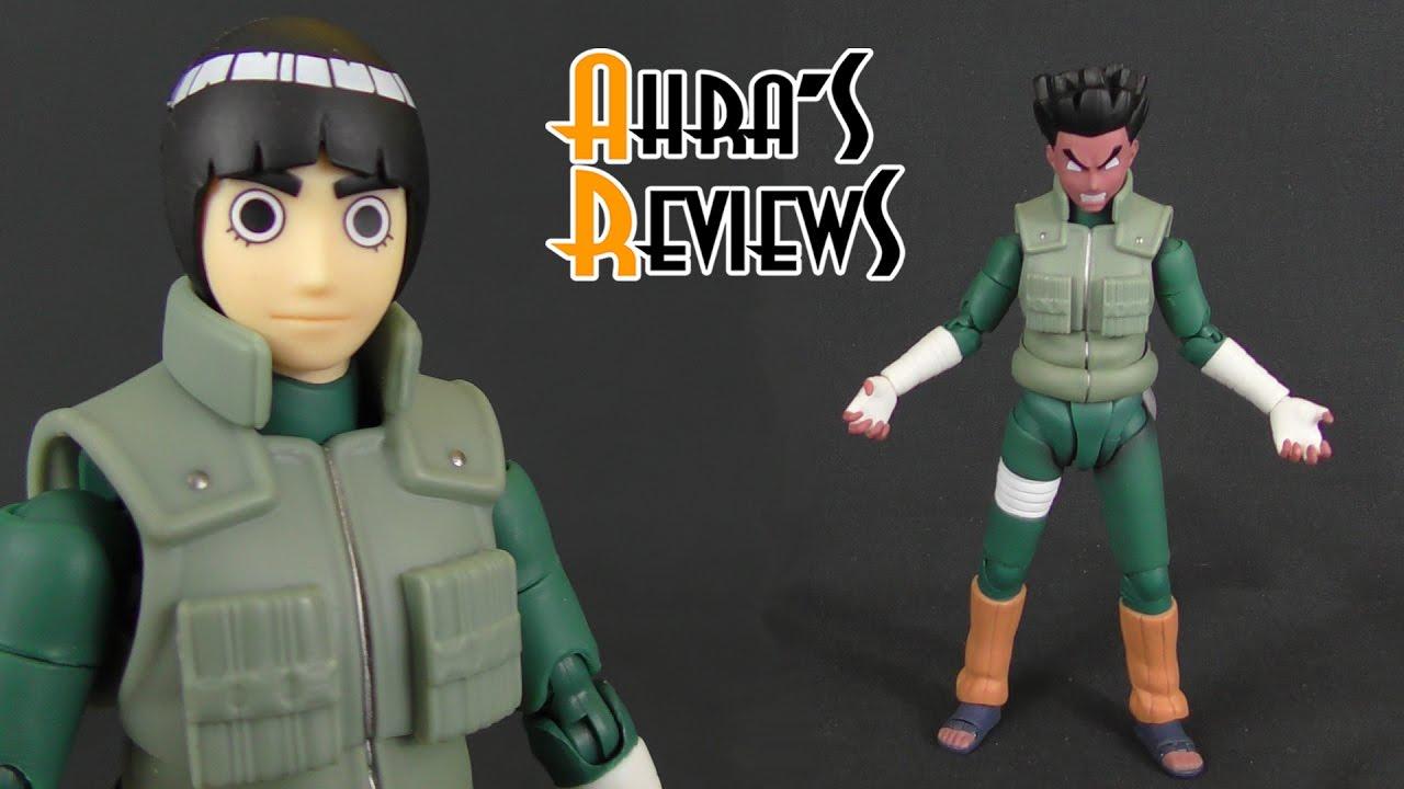 Figuarts Rock Lee Figure Bandai Naruto S.H