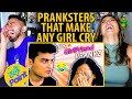 SLAYY POINT | These Pranksters Can Make ANY Girl Cry | Reaction by Jaby Koay & Natasha Martinez