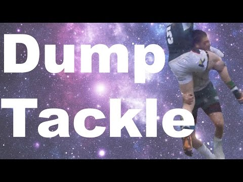 Rugby: How to Dump Tackle - Driving Technique Ft. Dan Bowden