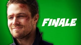 Arrow Season 2 Episode 23 - Top 5 WTF Moments