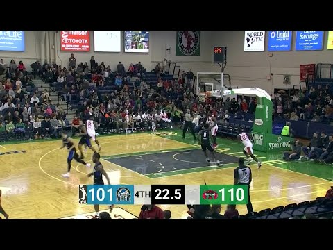 Jamel Artis (29 points) Highlights vs. Maine Red Claws