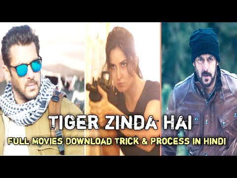 Tiger Zinda Hai Full HD | How to Download...