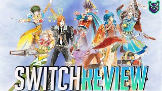 SaGa Frontier Remastered Switch Review (Video Game Video Review)