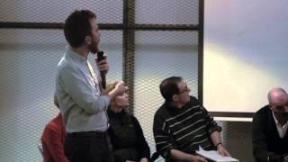 Frank Swain - Human 2.0 (27 February 2014)