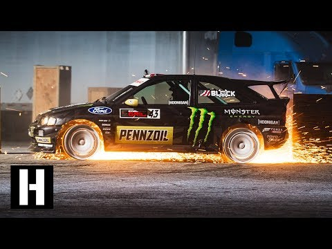 Download Ken Block's GYMKHANA TEN: The Ultimate Tire Slaying Tour Mp4 baru
