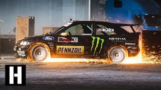 Ken Block\'s GYMKHANA TEN: The Ultimate Tire Slaying Tour