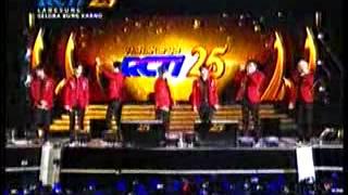 super junior live in ulang tahun RCTI indonesia
