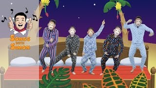 Five Little Monkeys Jumping on the Bed | Nursery Rhymes and Songs for Kids by Songs with Simon