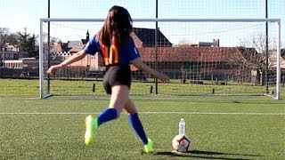 This girl is absolutely amazing! - Oh My Goal