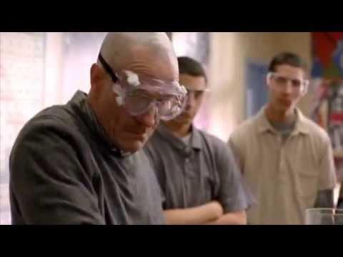 Heisenberg's science lesson
