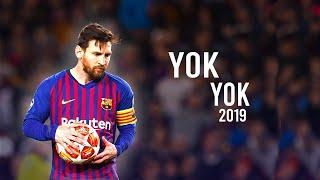 Lionel Messi 2019 • Yok Yok • Skills & Goals Resimi