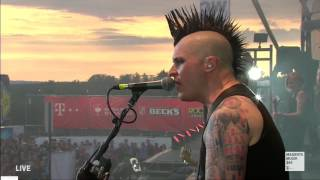 Broilers -  Rock am Ring 2017 LIVE (Full Show  until Terror Warning) #RAR2017