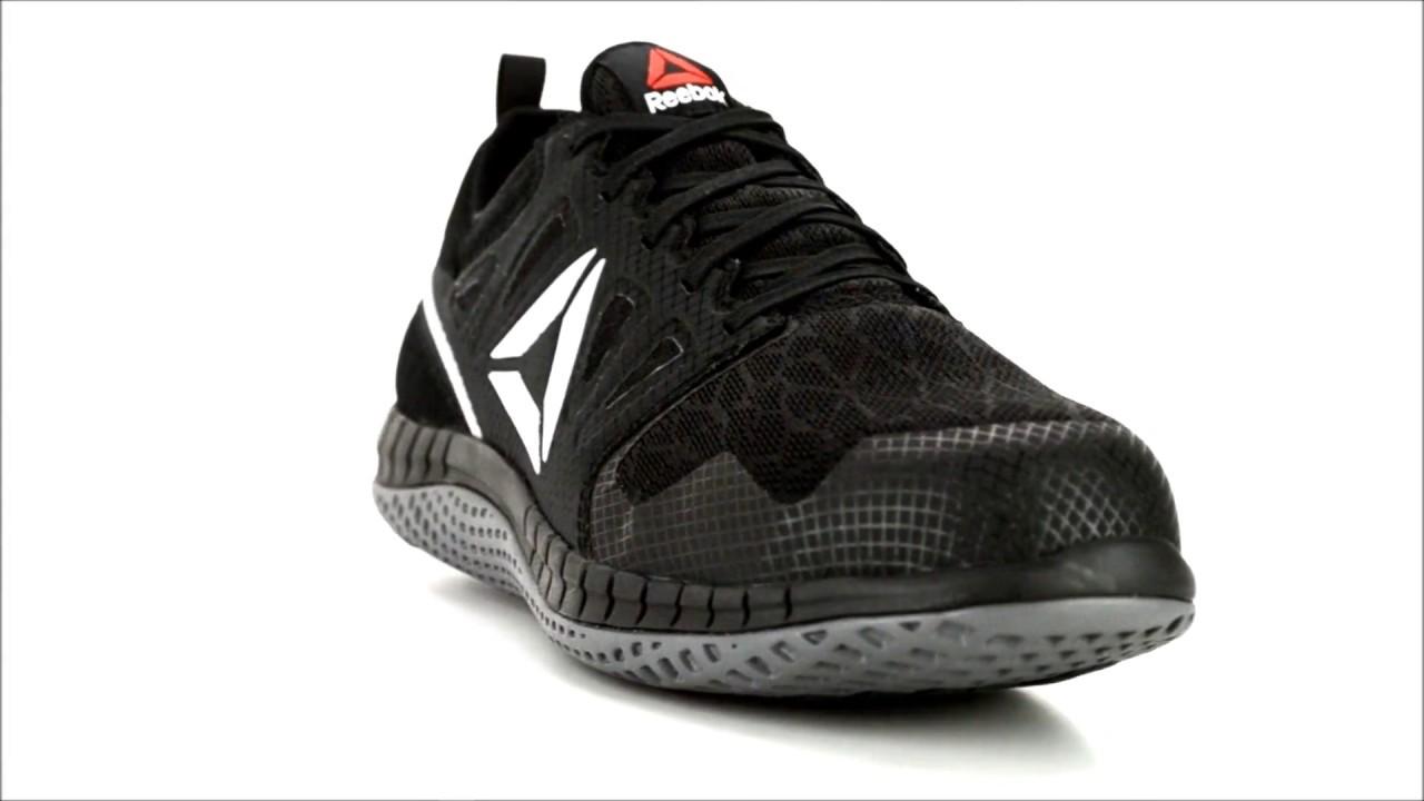 2125654f4564 Women s Reebok Steel Toe Work Shoe RB251   Steel-Toe-Shoes.com - YouTube