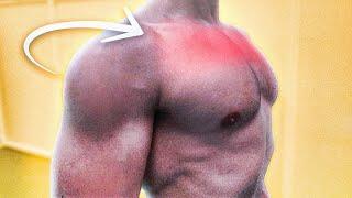 Un del he tirado me sé si ¿Cómo pecho? músculo