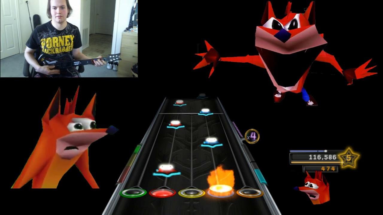 Clone Hero - Crash Bandicoot - WOAH! Part One MEMES!!! 100 ...